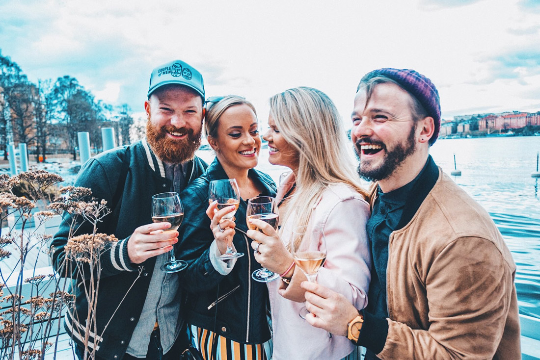 Party the night away in Stockholms gay nightlife scene | Gasy Travel Tips Stockholm EuroPride 2018 © Coupleofmen.com