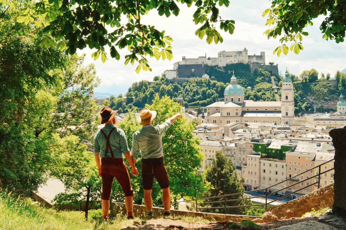 "Gay Travel Salzburg: A Mozart & ""Sound of Music"" City Trip to Austria"