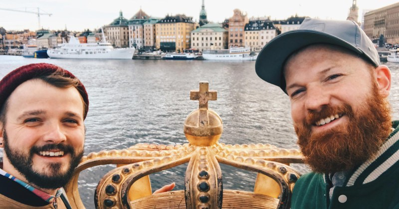 Gay Travel Tips for Stockholm | Spartacus Gay Travel Index 2020 © Coupleofmen.com
