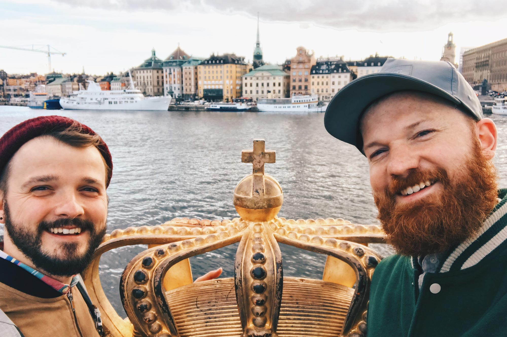 Gay Stockholm Gay Travel Tips Stockholm © Coupleofmen.com