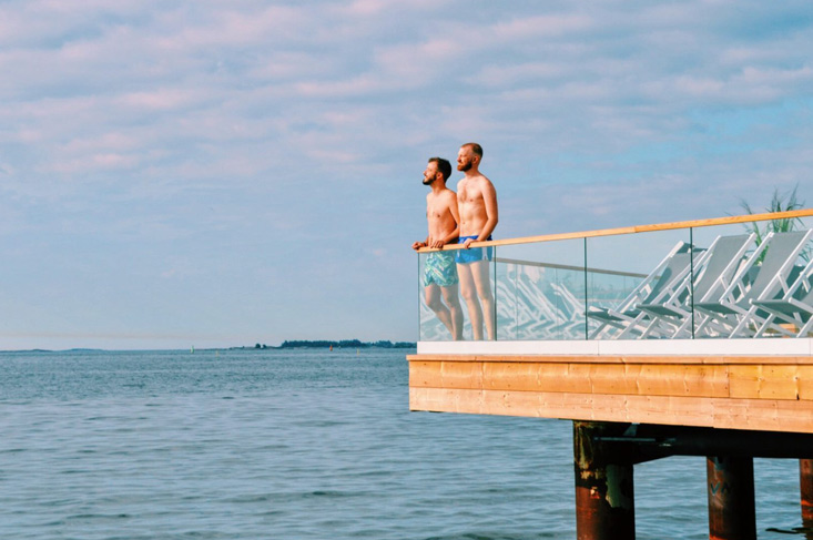 Finnish Design Sauna Löyly: Wellness in Helsinki