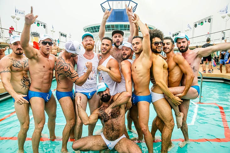 Gay Couple Travel Diary The Cruise 2017 © CoupleofMen.com
