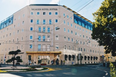 Gay Städtetrip Salzburg Gay-friendly 4-star Hotel Imlauer Pitter | Travel Salzburg Gay Couple City Trip © coupleofmen.com