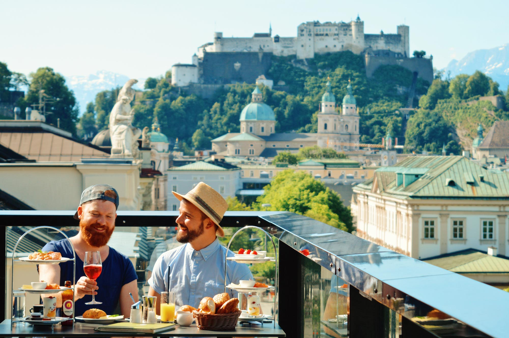 Gay Städtetrip Salzburg Gay Städtetrip Salzburg Salzburg Gay Couple City Trip | All LGBT travelers need to know for a gay-friendly trip to the Mozart city Salzburg in Austria © Coupleofmen.com