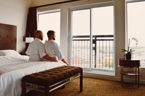 Metterra Hotel on Whyte Edmonton -Old Strathcona © Coupleofmen.com