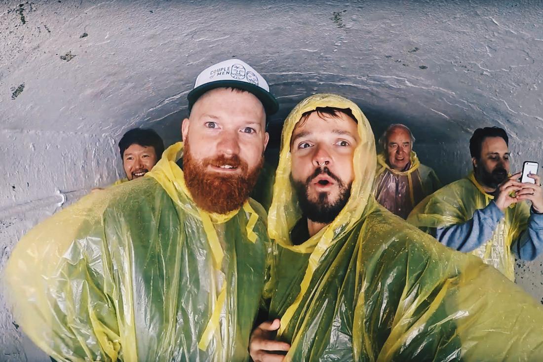 Abenteuer Niagara Fälle Kanada Wow! How powerful falling water can be | Must Do's Niagara Falls Canada © Coupleofmen.com