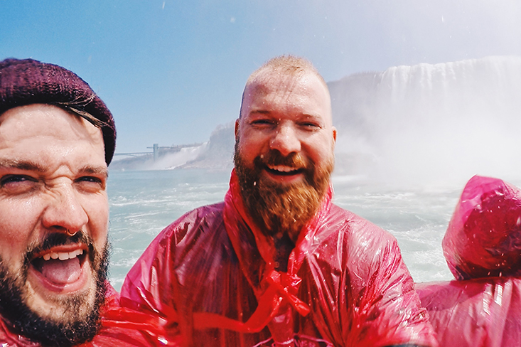 Top 4 Must-Do's Niagara Falls Canada: A Gay Couple's adventure in Ontario