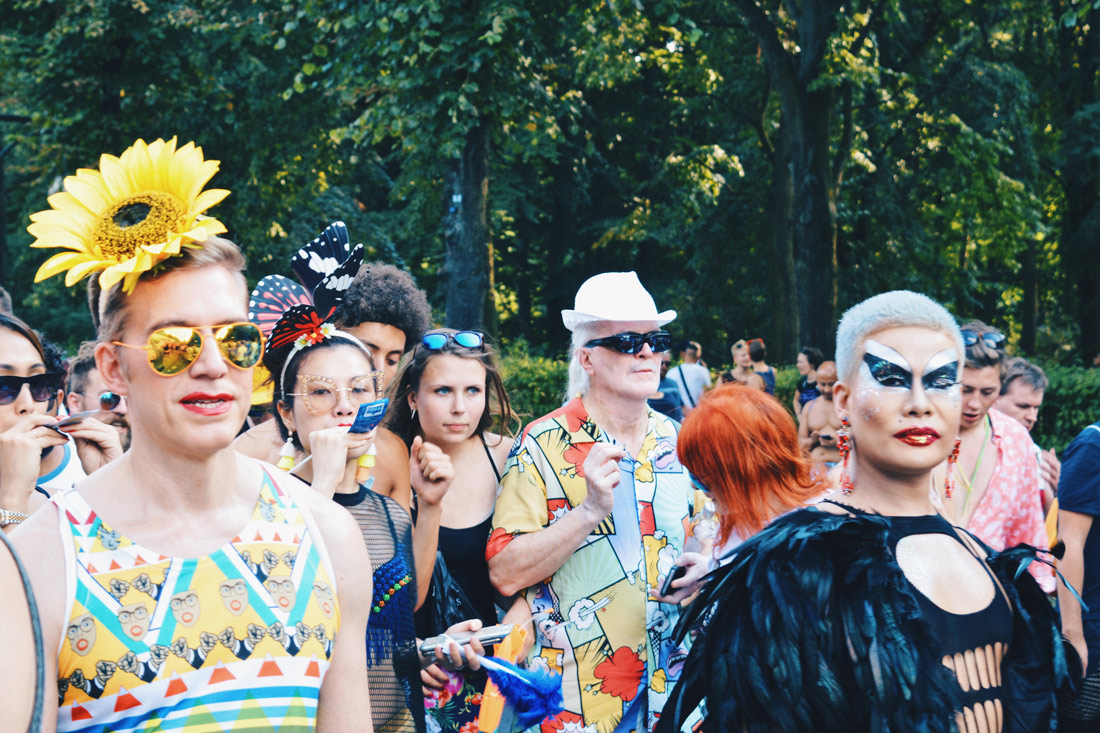 Everything is possible, everything is normal - Equality | CSD Berlin Gay Pride 2018 © Coupleofmen.com