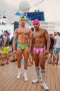 If you have such a six pack, naked is the best costume option | Gay Cruise by Open Sea Cruises x Axel © Coupleofmen.com