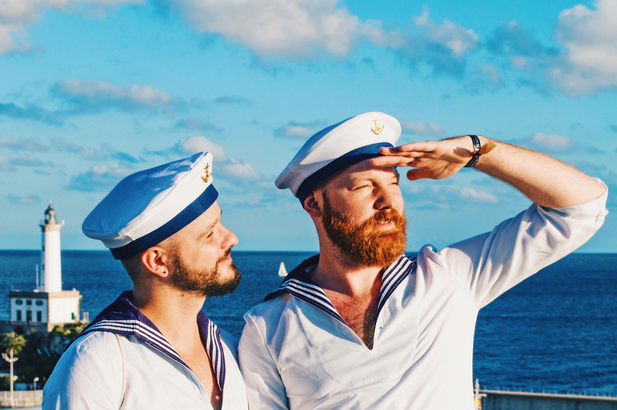 Gay euro men