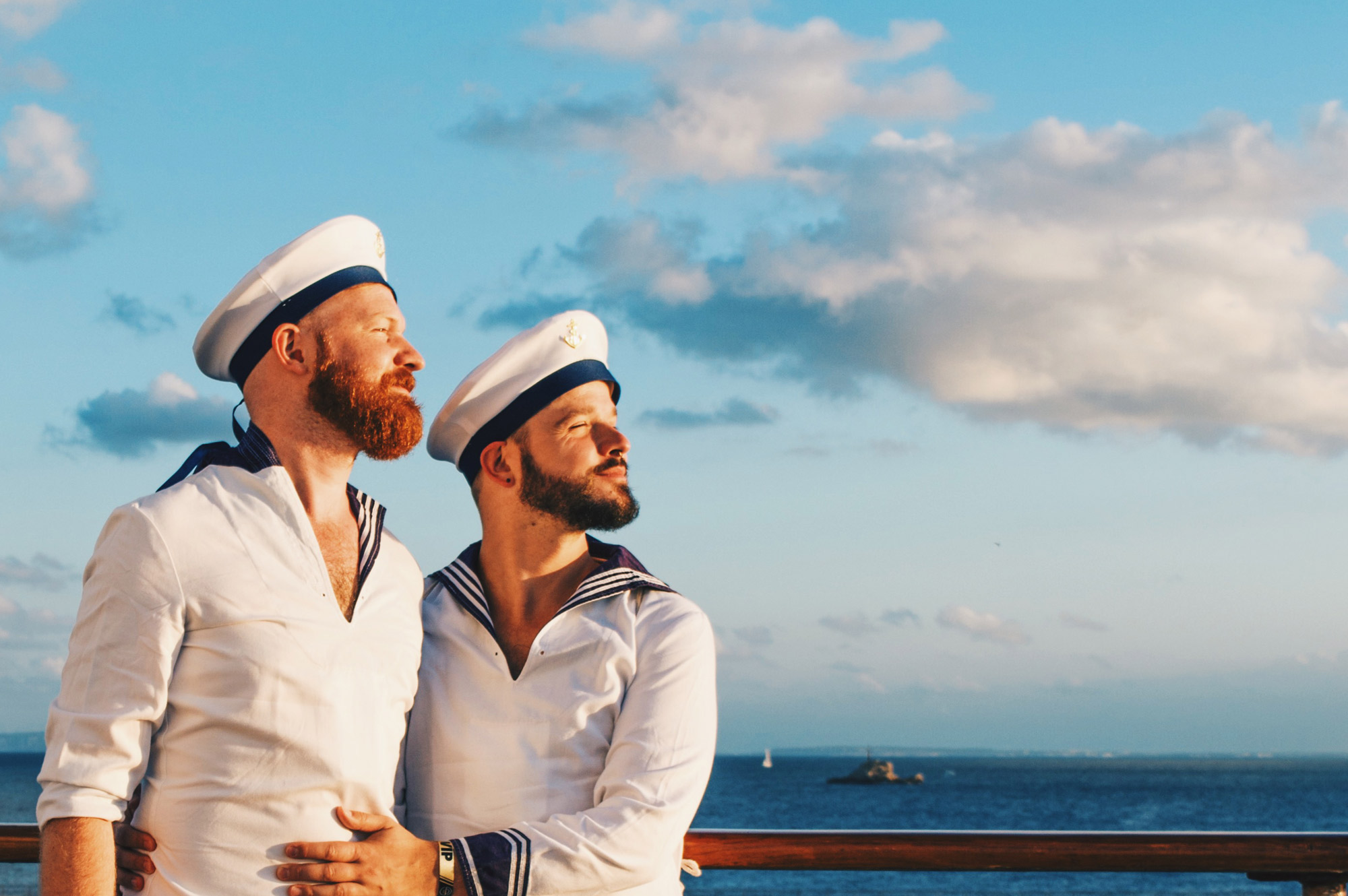 Over 55 cruises gay