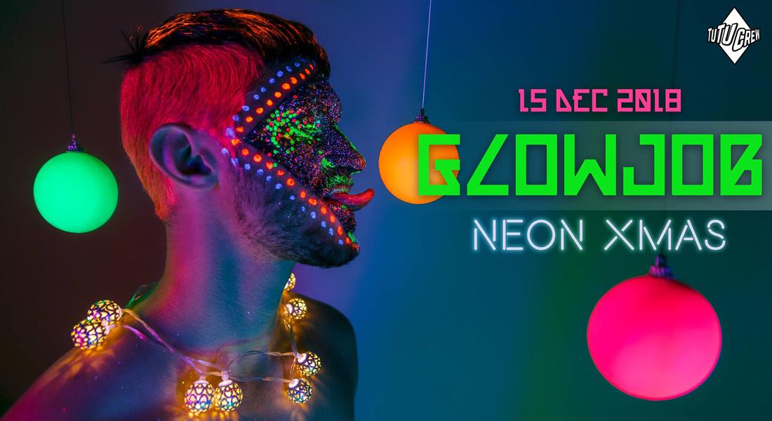 Gay Weihnachtsmärkte Deutschland @ Glowjob Neon XMAS Amsterdam   Gay-Christmas Markets