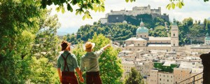 Gay Travel Guide Salzburg Austria All LGBT travelers need to know for a gay-friendly trip to the Mozart city Salzburg in Austria © Coupleofmen.com