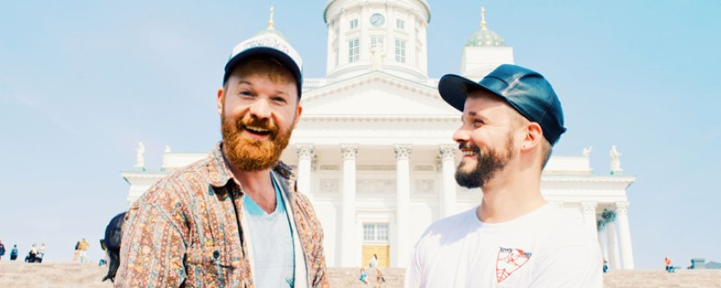 Our Gay Couple City Weekend Helsinki Finnland Spartacus Gay Travel Index 2020 © CoupleofMen.com