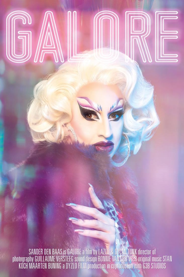 Best Queer Movies 2019 Galore Docu - About a Dutch Drag Queen - World Premier Roze Filmdagen Amsterdam 2019