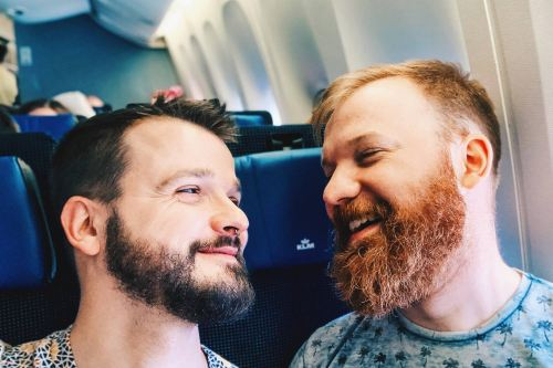 Gay Couple City Trip Cape Town Namibia South Africa Train Safari with Rovos Rail © Coupleofmen.com