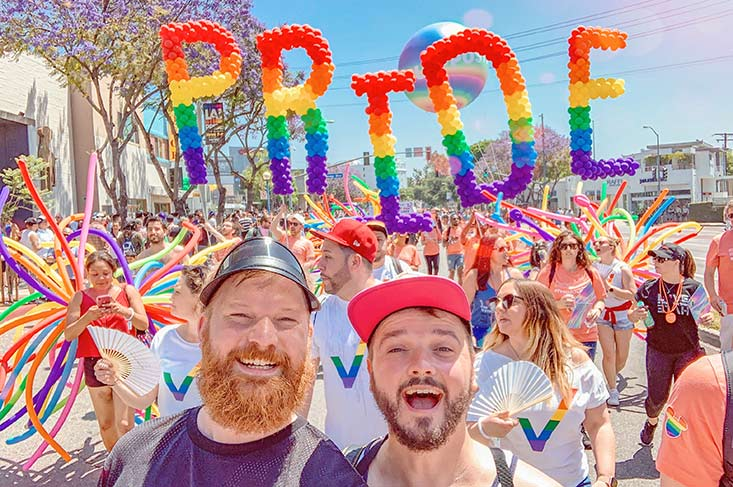 45 Pretty Gay Pictures of LA Pride West Hollywood