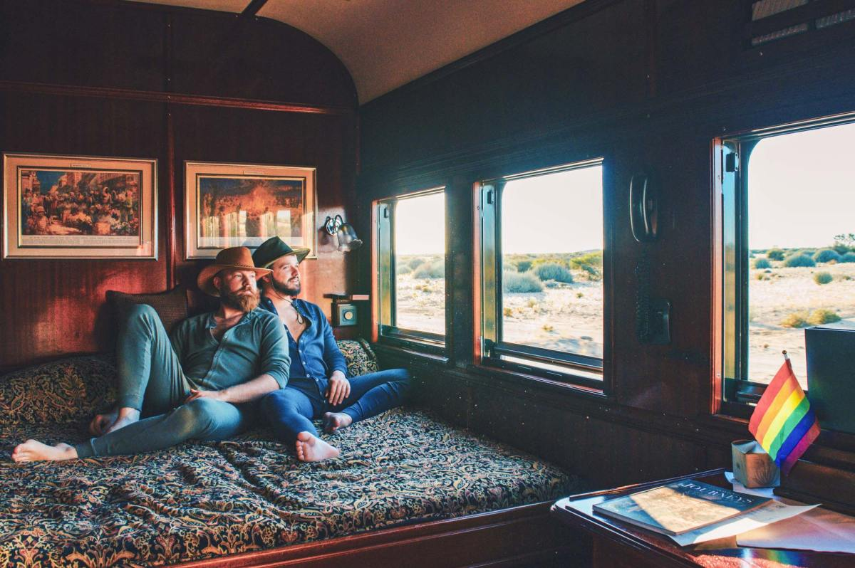 Southern Africa Train Safari Namibia South Africa Train Safari with Rovos Rail © Coupleofmen.com