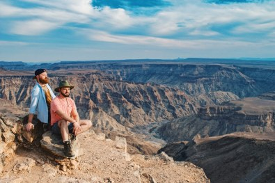 After visiting the Grand Canyon in the USA, we are still very impressed of the size of the Fish River Canyon! © Coupleofmen.com