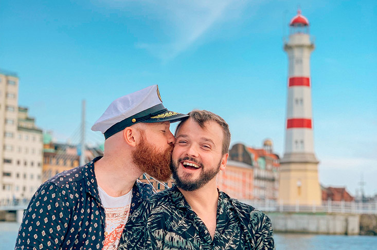 Malmö – Journal of our Gay City Trip to Southern Sweden
