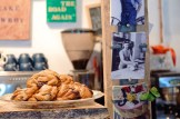 Homemade pastries available in at the Chocolate Saloon in Kivik © Coupleofmen.com
