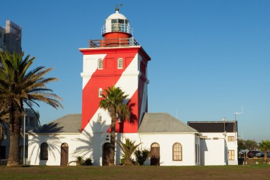 Good morning Cape Town from the Green Point Lighthouse © Coupleofmen.com