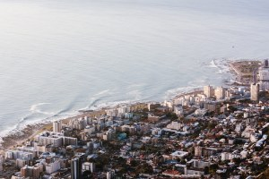 Cape Town suburbs Sea Point and Green Point © Coupleofmen.com