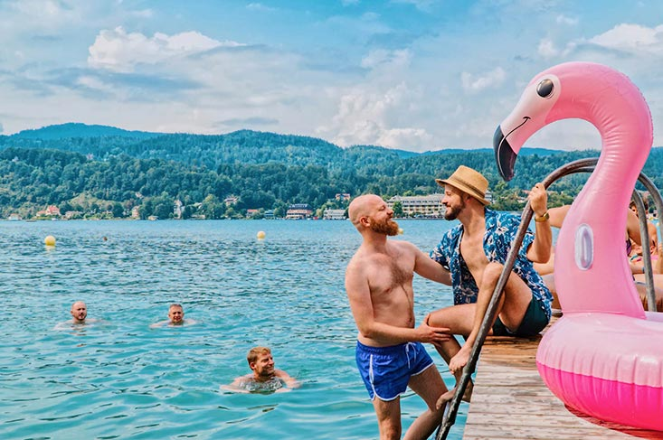 7 Reasons Why You Should Attend Pink Lake Festival 2020