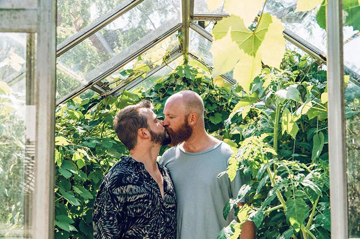 Gay-owned Karnelund Krog & Rum A green oasis embedded in wide Swedish cornfields © Coupleofmen.com