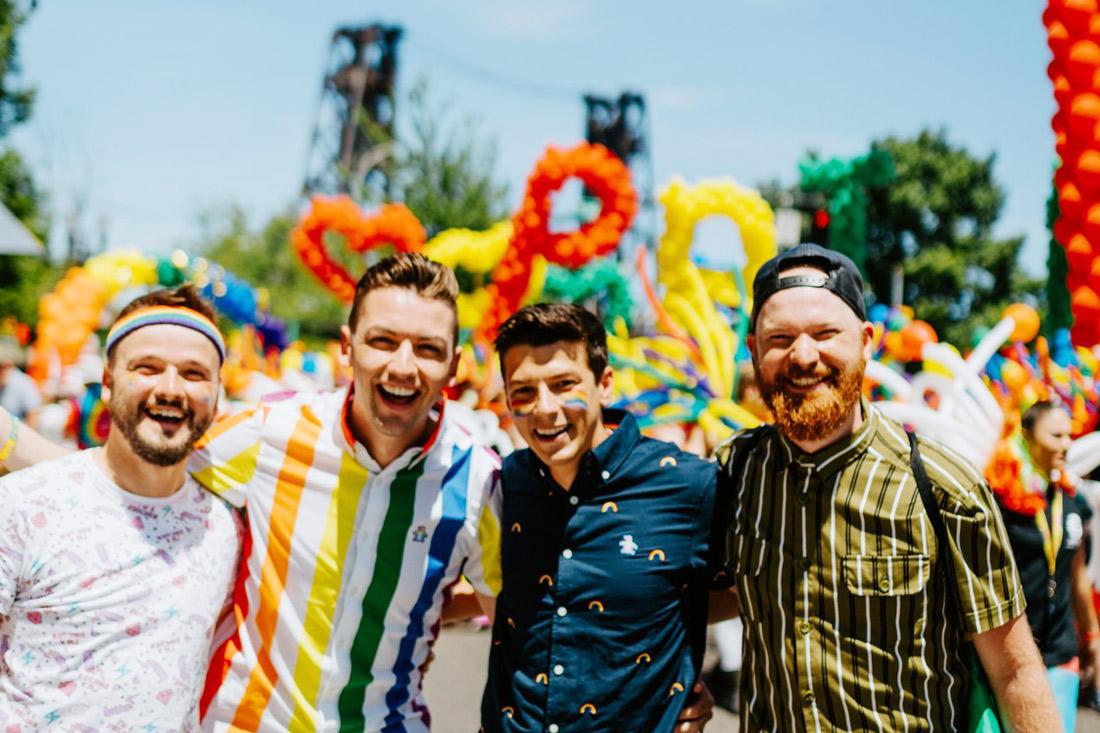 Portland Pride 2019: Best of the LGBTQ+ Rainbow Celebration in Oregon