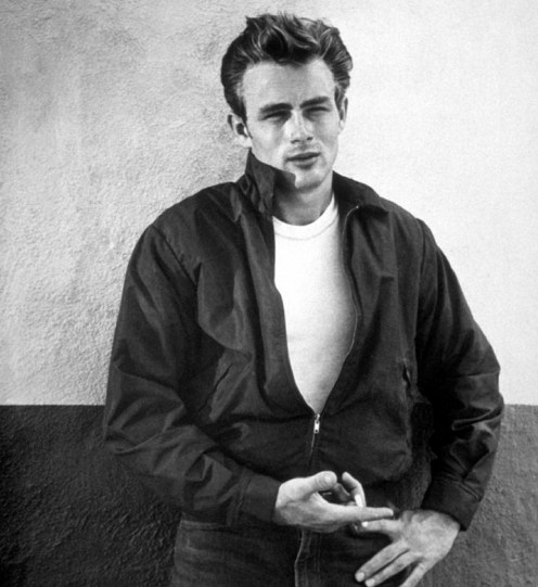 LGBTQ+ Schwulenikonen James Dean is considered to be one of the ultimate gay icons