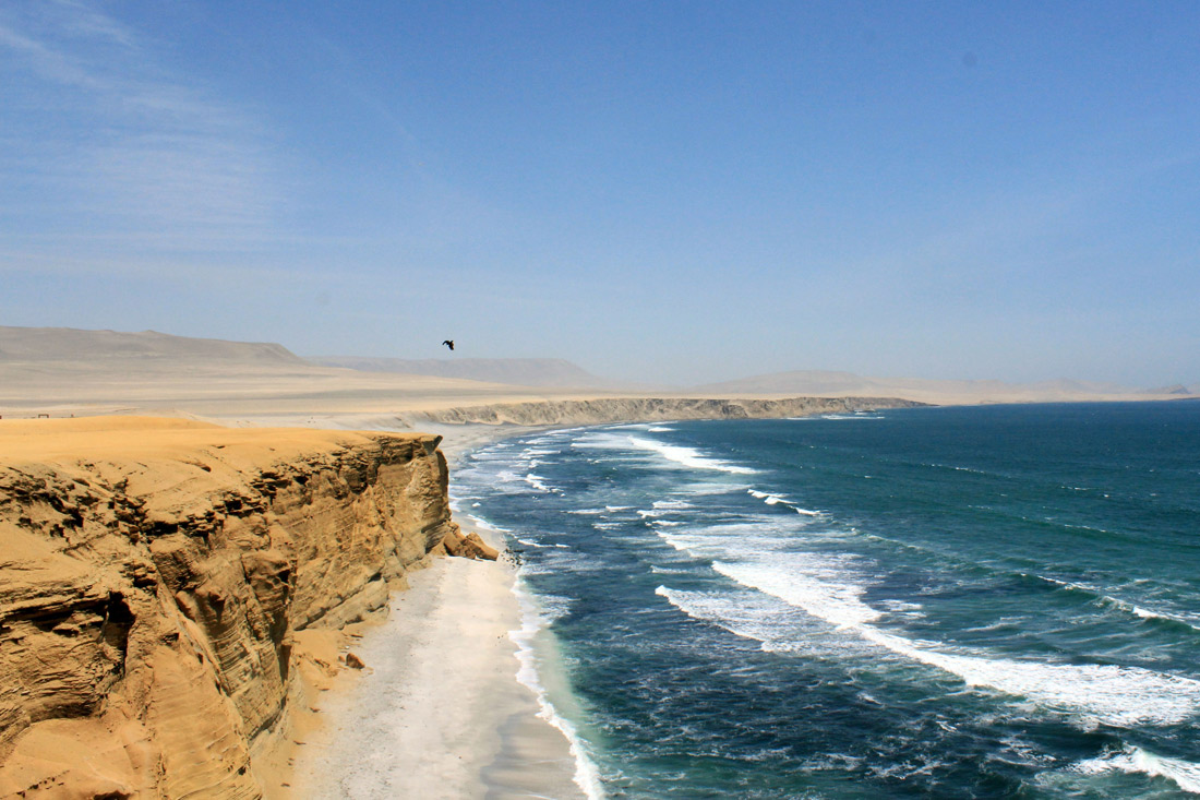 Gay Travel Guide Peru: Paracas