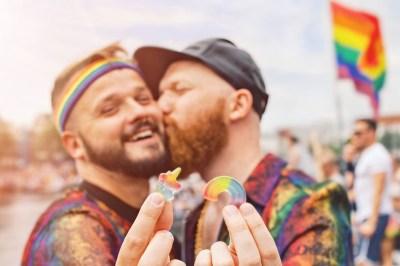 Couple of Men Gay Travel Blog