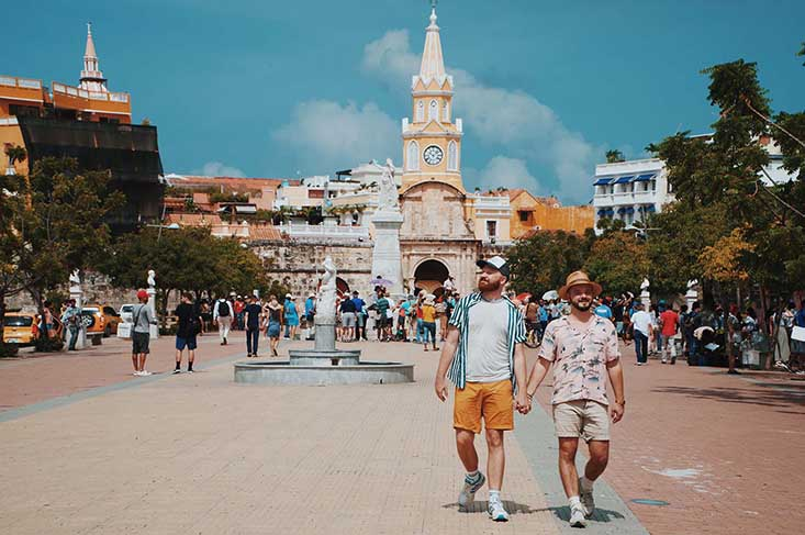 Gay Reise Cartagena: Karibisches Flair in Kolumbien