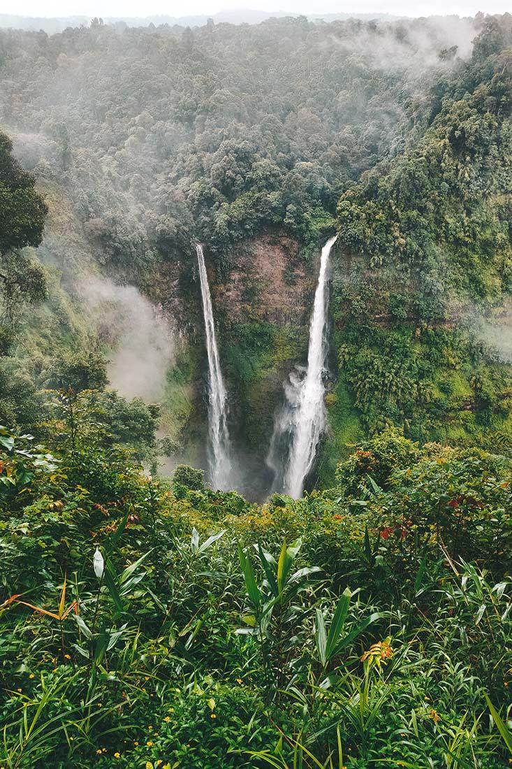 Einmalig schöne Naturlandschaften in Laos