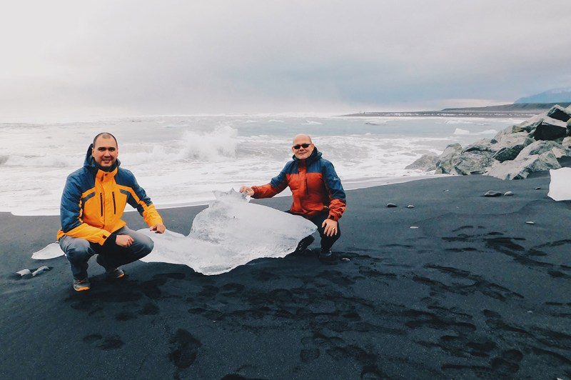 From Iceland's black coast to Norwegian Fjords - Travel will make you free | A Gay Couple Story