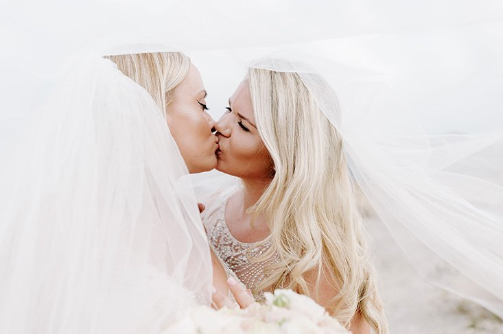 Meet Whitney & Megan from Windsor, UK | A Lesbian Couple Story