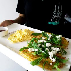 Delicious locally sourced food - Don't forget to visit Krousar Café in Siem Reap