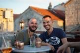 Gaycation vom Feinsten - auf einer Kreuzfahrt mit anderen schwulen Paaren