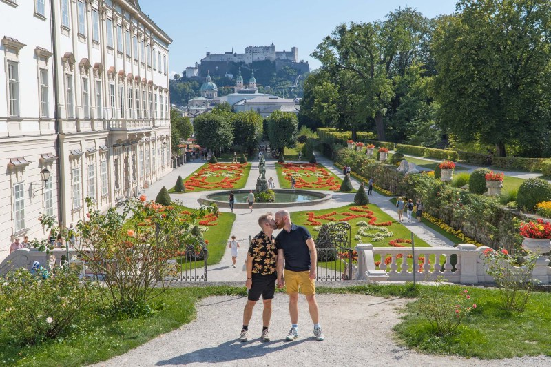 Gay Salzburg Travel Guide © Coupleofmen.com