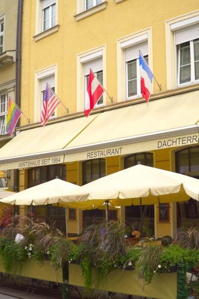Hotel - Restaurant - Sauna - Deutche Eiche exterior view © Coupleofmen.com
