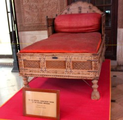 Sandalwood Throne