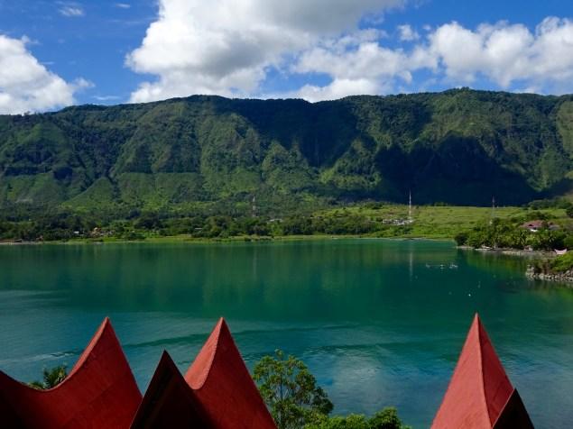Batak-style hotel
