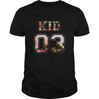 kid 03 shirts