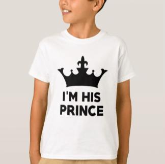I'm his prince