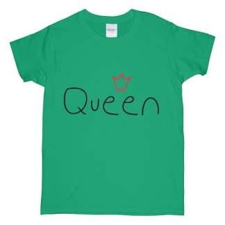 Irish Green Queen T-Shirt
