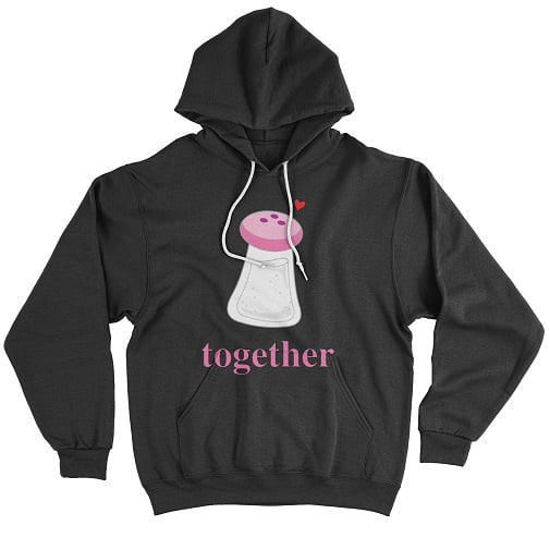 Salt Couple T-Shirt - cute couple hoodie