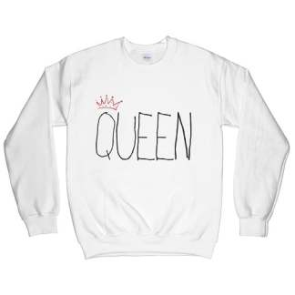 Ugly Queen Sweatshirt