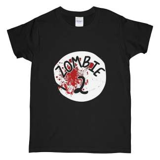 Zombie 2 couples halloween t shirts