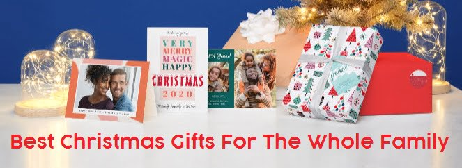 The Best Christmas Gifts For Whole Family 2020